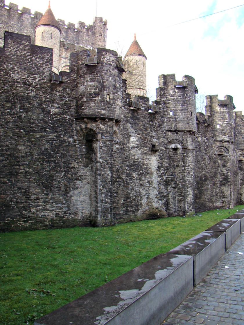 Gand chateau