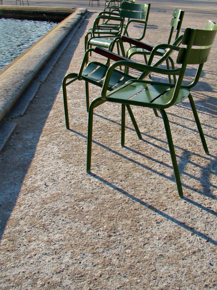 PARIS CHAIR 6