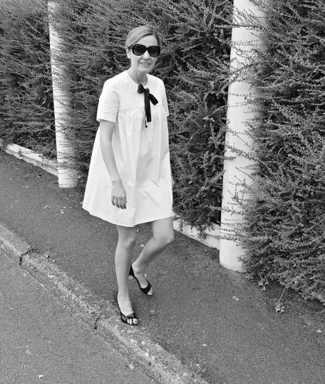 kjole 1 bw